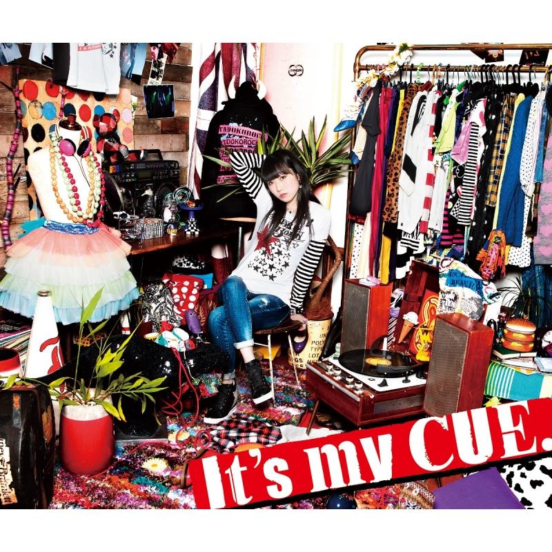 It's my CUE.【BD付限定盤:スペシャルボックス仕様】