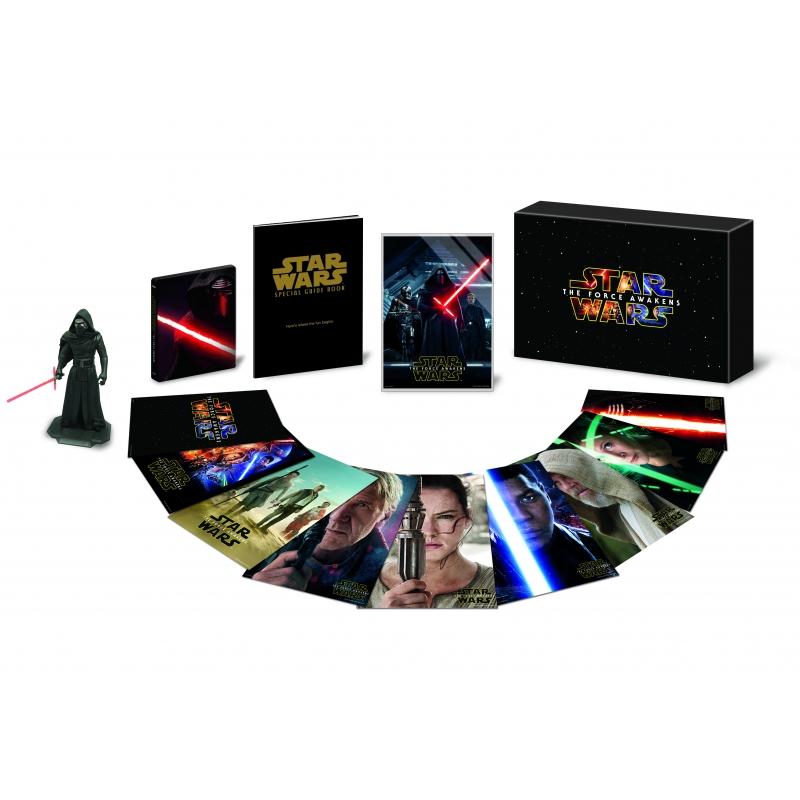 Star Wars: Episode VII -The Force Awakens MovieNEX Premium Box