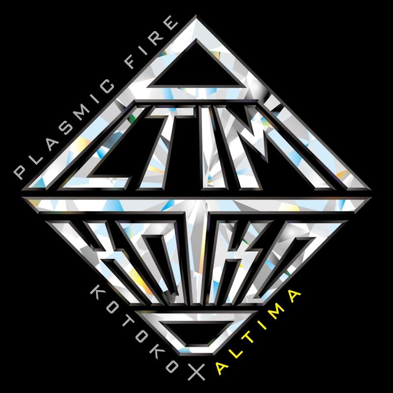 PLASMIC FIRE <ALTIMA ver.> : KOTOKO × ALTIMA | HMV&BOOKS online ...