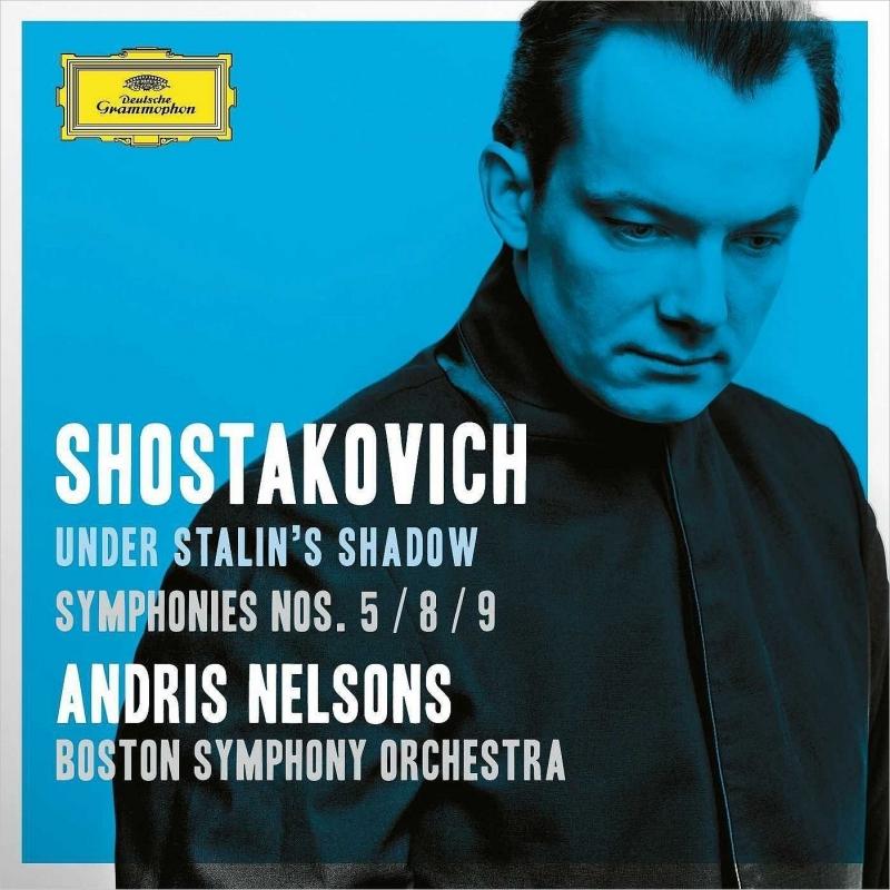 交響曲第5番『革命』、第8番、第9番 ネルソンス&ボストン交響楽団(2CD)