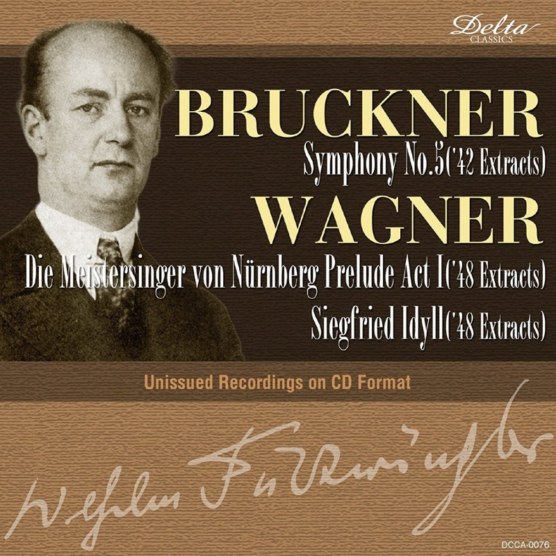 Sym, 5, (Hlts): Furtwangler / Bpo (1942)+wagner