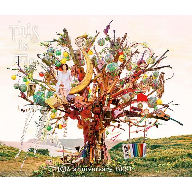 THIS IS ME 〜絢香10th anniversary BEST〜(+DVD)【初回生産限定盤】