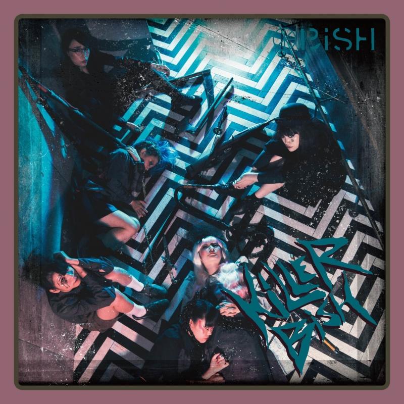 KiLLER BiSH 【LIVE盤】(CD+DVD)