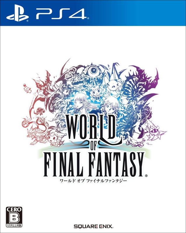 【PS4】ワールド オブ ファイナルファンタジー