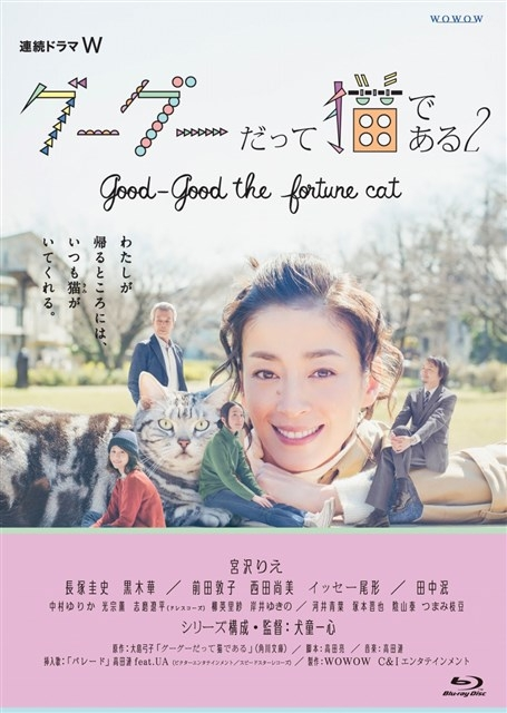 グーグーだって猫である2 -good good the fortune cat-Blu−ray BOX