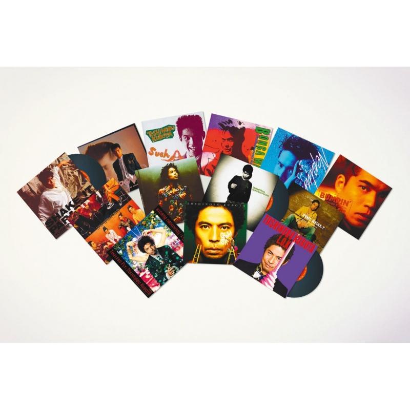 30th Anniversary Vinyl Collection (BOX仕様/15枚組アナログレコード)