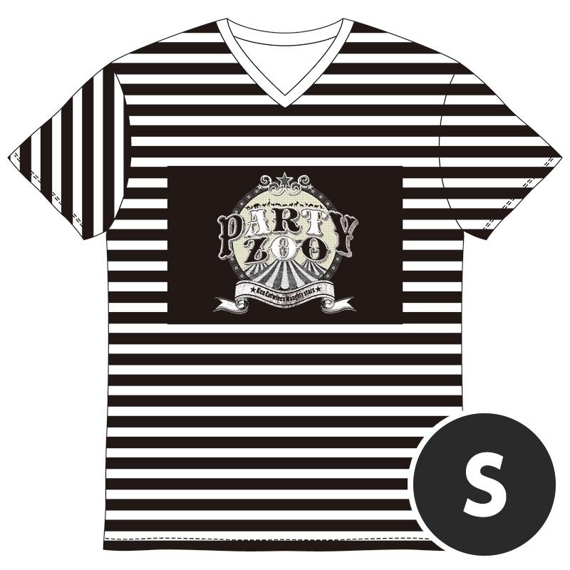 Let's PAR Tee[Tシャツ](S) 【Loppi・HMV限定】 / PARTY ZOO〜Ken Entwines Naughty stars〜