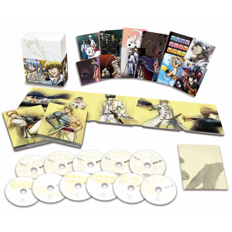 銀魂´ Blu-ray Box 下 【完全生産限定版】