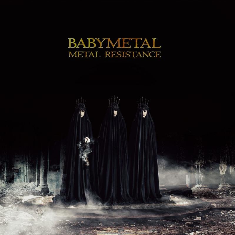 METAL RESISTANCE -来日記念限定盤-(CD+DVD)【初回生産限定盤:紙ジャケット仕様】