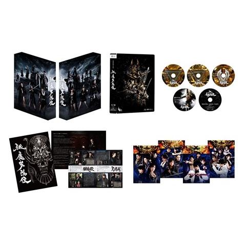 牙狼<GARO>-魔戒烈伝-Blu-ray BOX