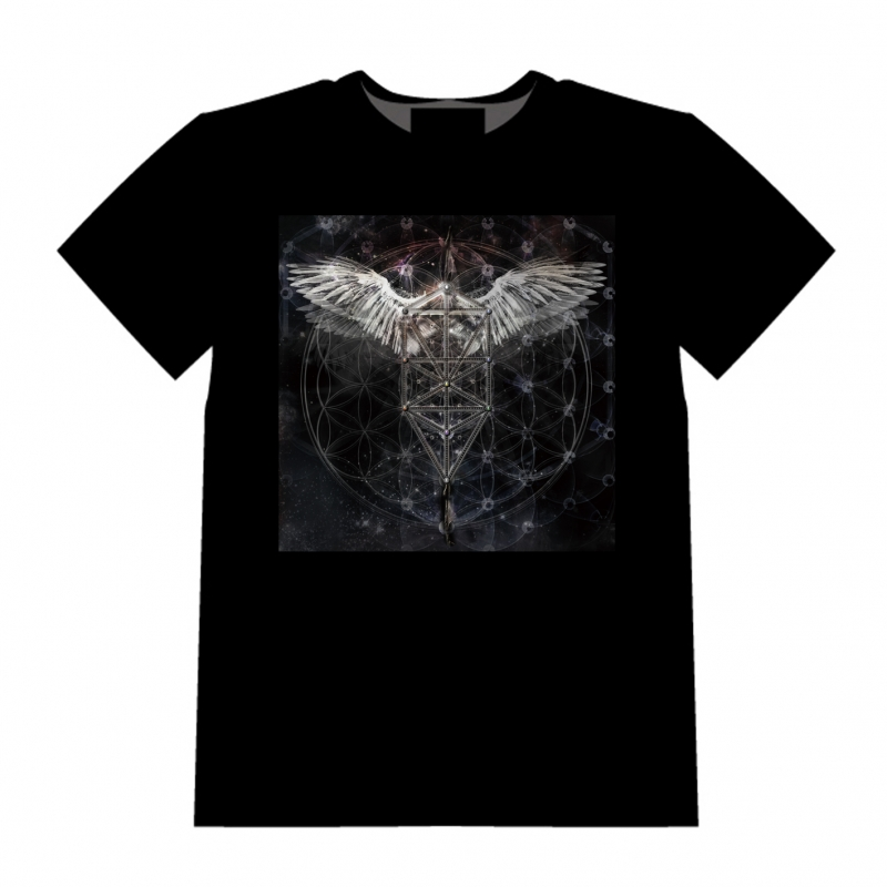 STAIRWAY to The FLOWER OF LIFE Tシャツ(SIZE-M)