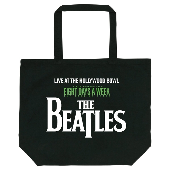 Live At The Hollywood Bowl Logo Tote Black