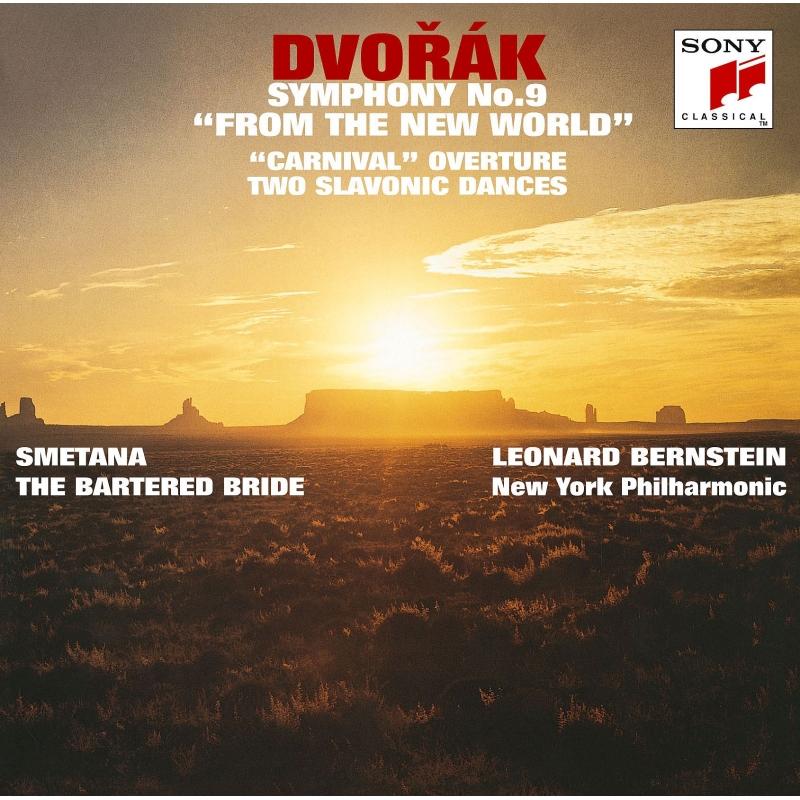 交響曲第9番『新世界より』、序曲『謝肉祭』、他 レナード・バーンスタイン&ニューヨーク・フィル