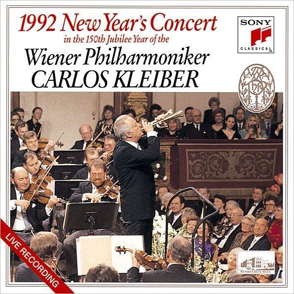 ニューイヤー・コンサート1992 カルロス・クライバー&ウィーン・フィル