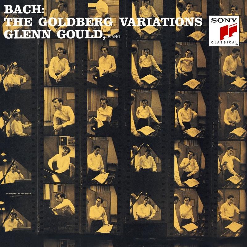 ゴルトベルク変奏曲 グレン・グールド(1955)