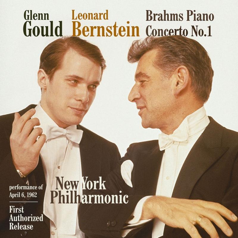 ピアノ協奏曲第1番 グレン・グールド、レナード・バーンスタイン&ニューヨーク・フィル