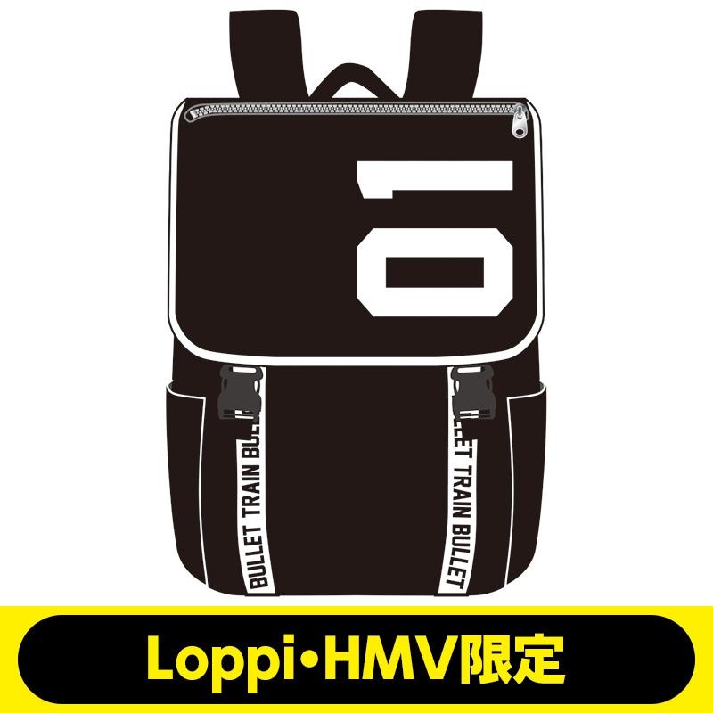 超特急 backpack(黒)【Loppi・HMV限定】