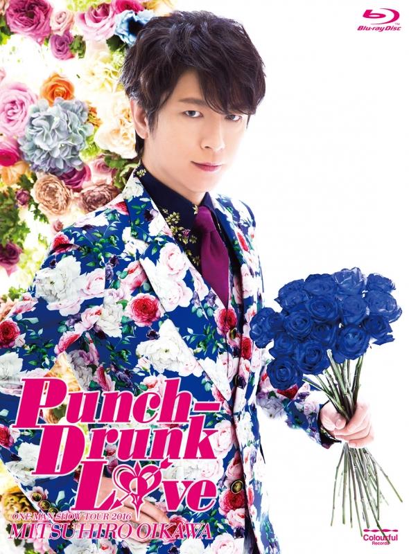 及川光博ワンマンショーツアー2016 Punch-Drunk Love 【Blu-ray初回盤】 (フォトブック+パンチラ☆ボクサーパンツ付き)