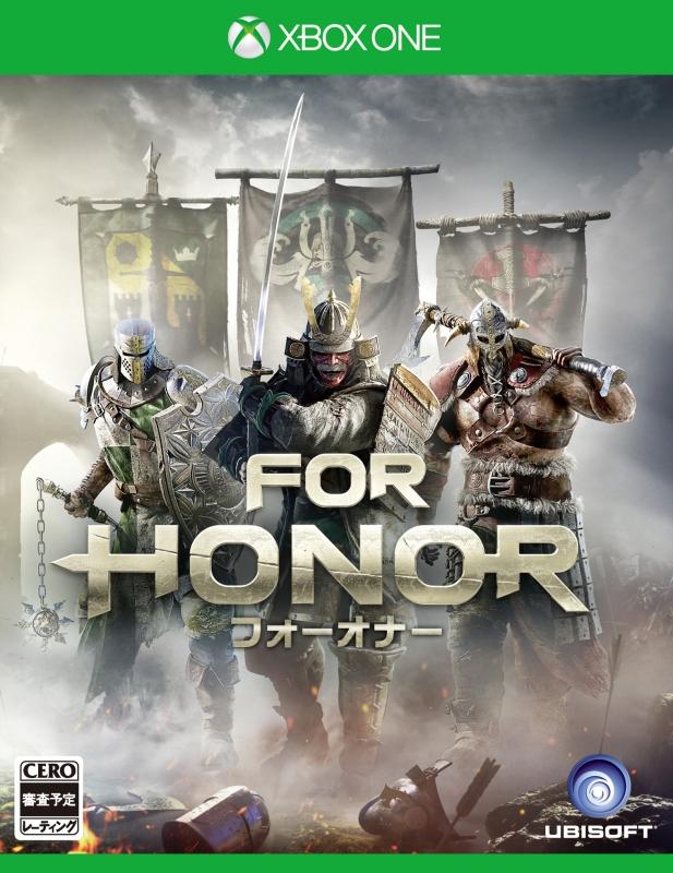 【Xbox One】フォーオナー