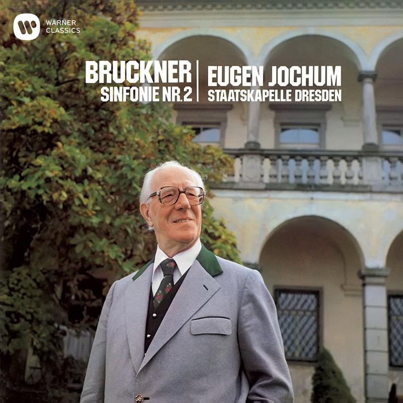 交響曲第2番 オイゲン・ヨッフム&シュターツカペレ・ドレスデン