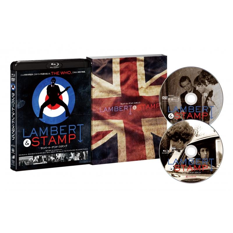 ランバート・アンド・スタンプ ブルーレイ&DVDコンボ