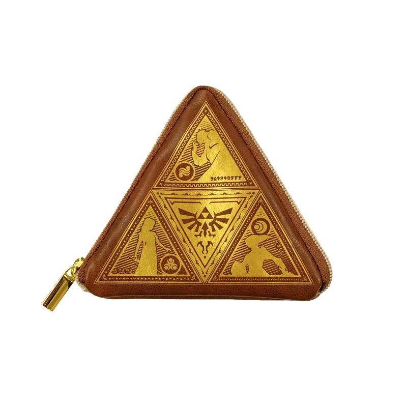 三角コインケース(トライフォース)