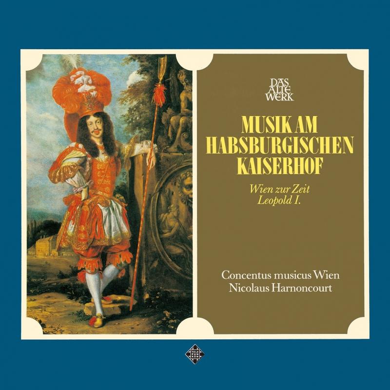ハプスブルク宮廷の音楽 ニコラウス・アーノンクール&ウィーン・コンツェントゥス・ムジクス(2CD)
