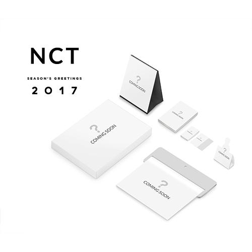 nct nct 2017 season s greetings calendar goods nct