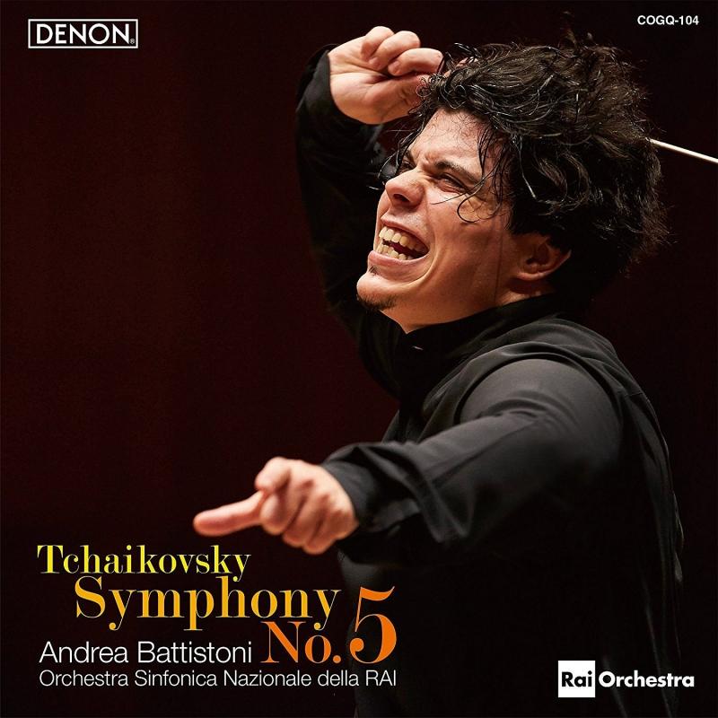 交響曲第5番 アンドレア・バッテ...