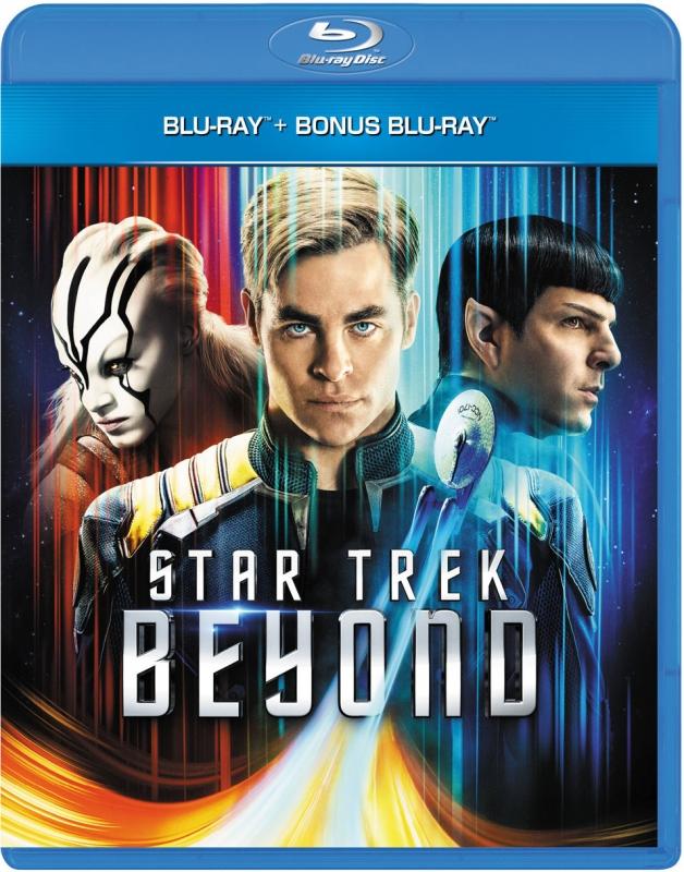 スター・トレック BEYOND ブルーレイ+DVDセット