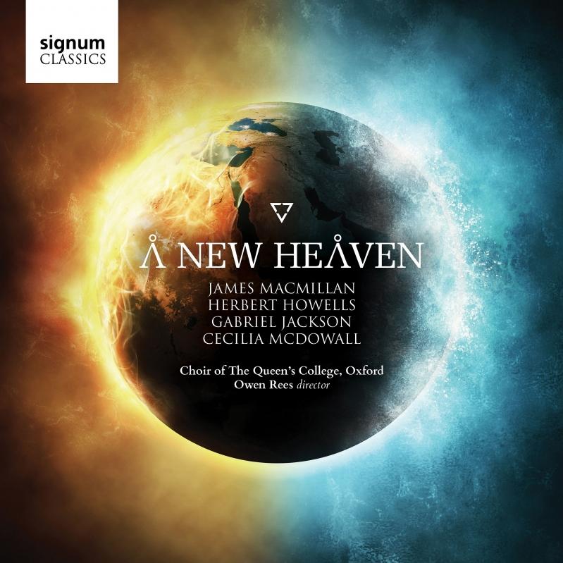 新たな天~現代合唱作品集』 オーウェン・リース&オックスフォード ...