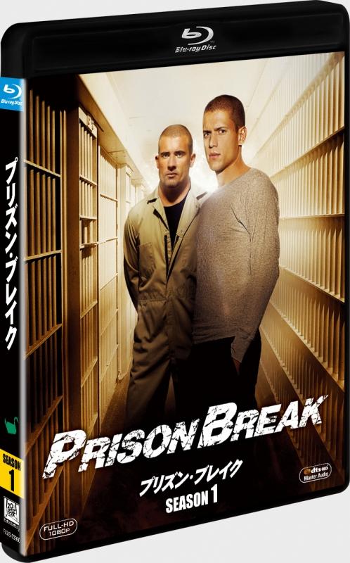 プリズン・ブレイク シーズン1 SEASONS ブルーレイ・ボックス