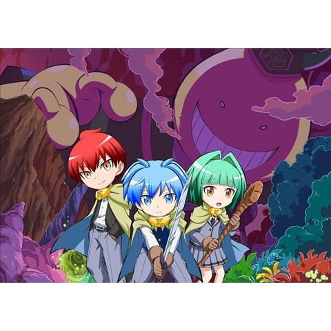 「殺せんせーQ!」 DVD初回生産限定版 quest.1