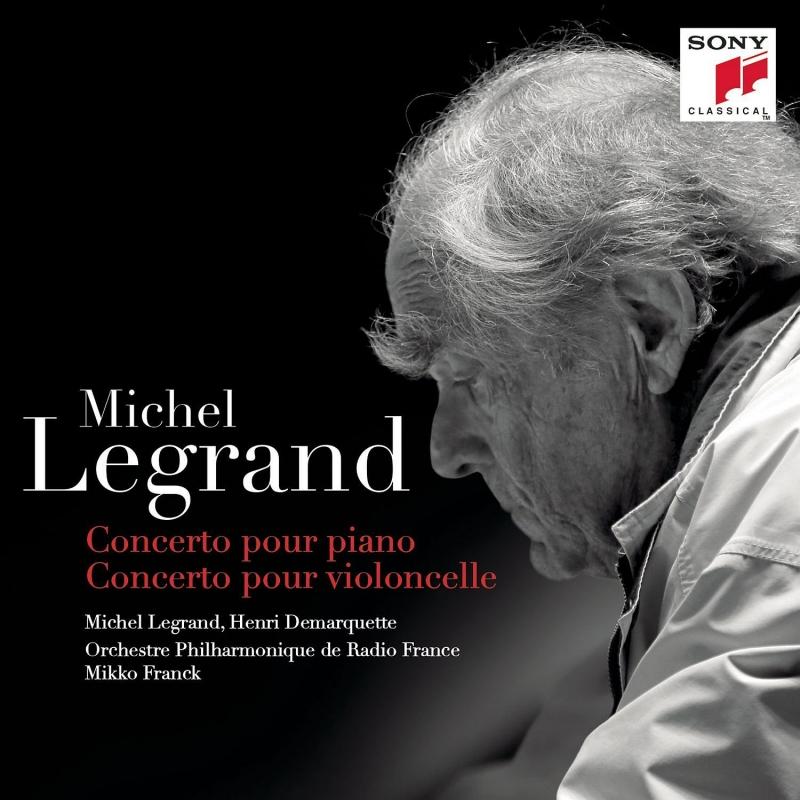 ピアノ協奏曲、チェロ協奏曲 ミシェル・ルグラン、アンリ・ドマルケット、ミッコ・フランク&フランス放送フィル