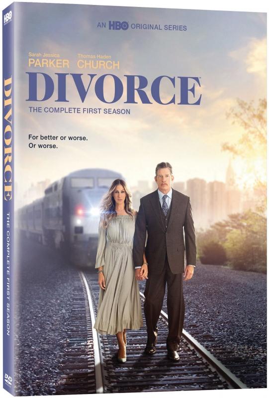 DIVORCE/ディボース <ファースト・シーズン>コンプリート・ボックス(2枚組 )