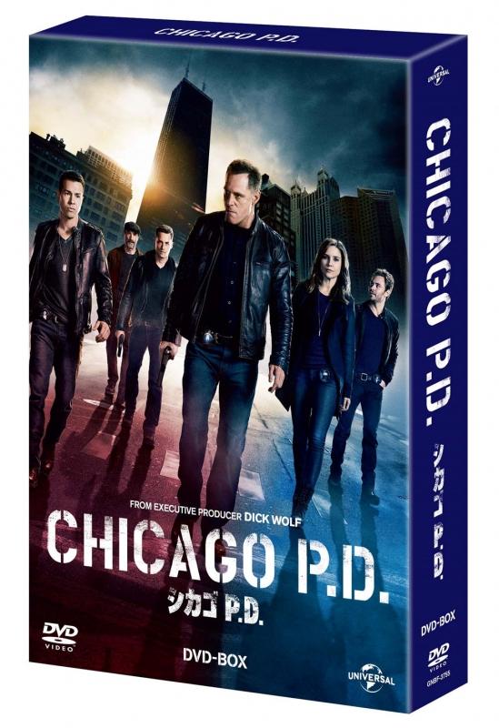 シカゴ P.D.DVD-BOX