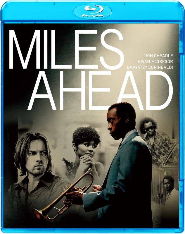 MILES AHEAD/マイルス・デイヴィス 空白の5年間 ブルーレイ&DVDセット