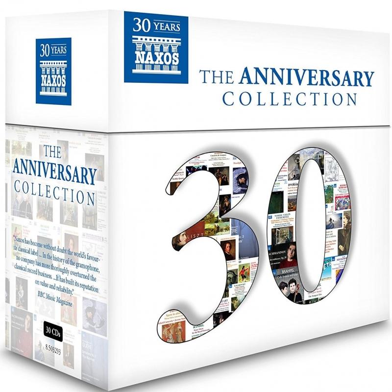 NAXOS30周年記念BOX(30CD)