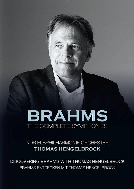 交響曲全集 トーマス・ヘンゲルブロック&北ドイツ放送エルプフィル(2016年5月22日ライヴ)(2DVD)(日本語解説付)
