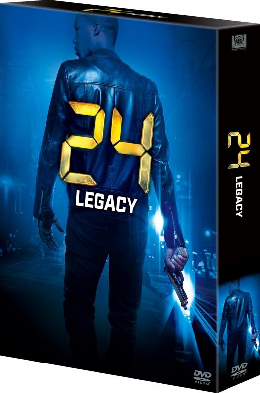 24-TWENTY FOUR-レガシー DVDコレクターズBOX
