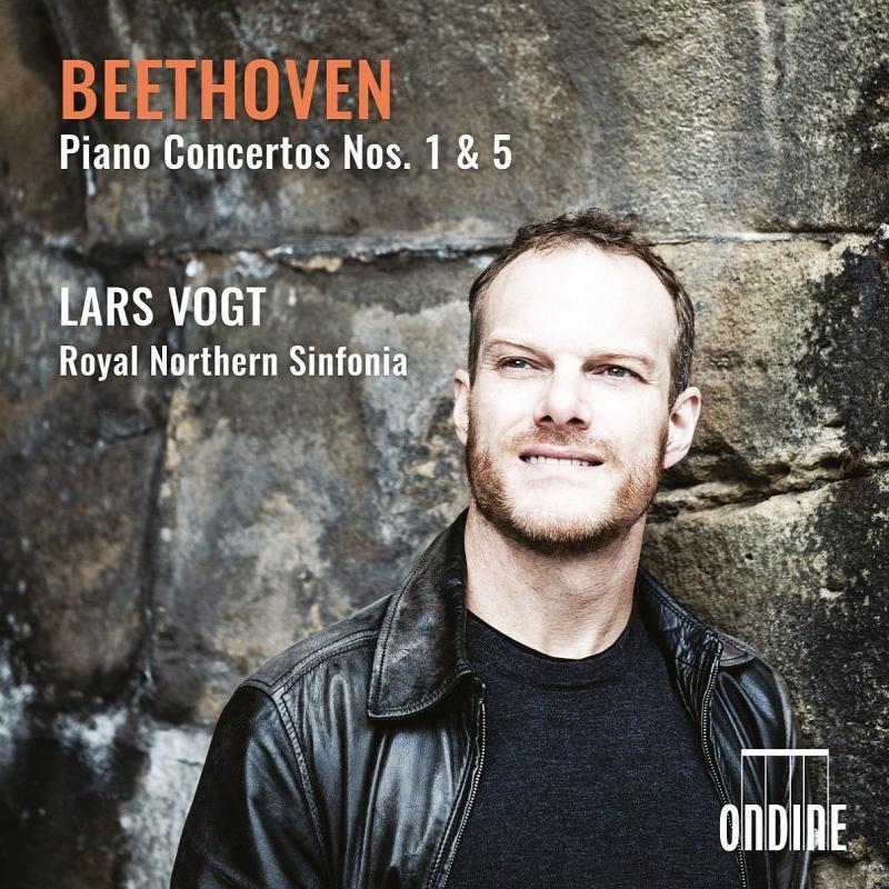 ピアノ協奏曲第5番『皇帝』、第1番 ラルス・フォークト、ノーザン・シンフォニア