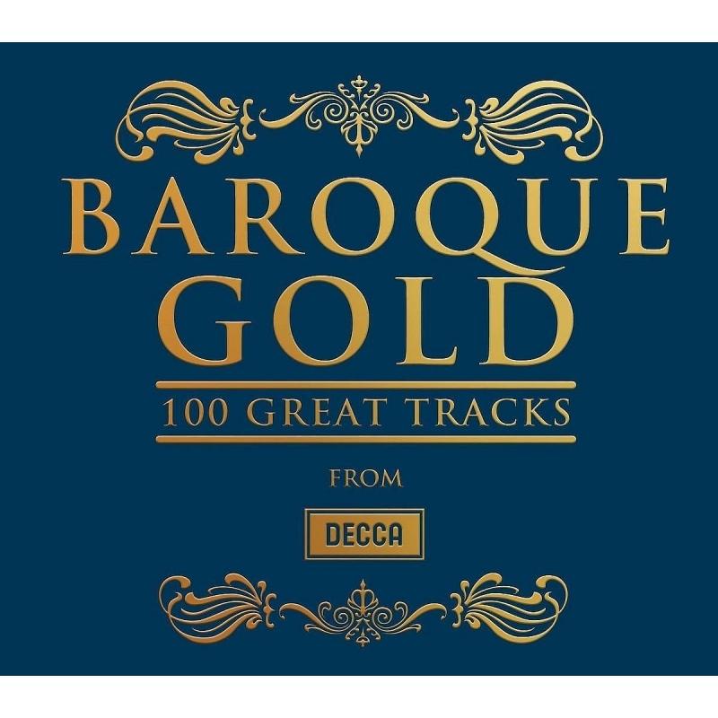 バロック・ゴールド〜100グレイテスト・トラックス(6CD)