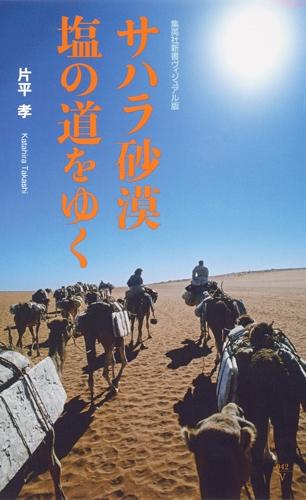 サハラ砂漠 塩の道をゆく ヴィジュアル版 集英社新書