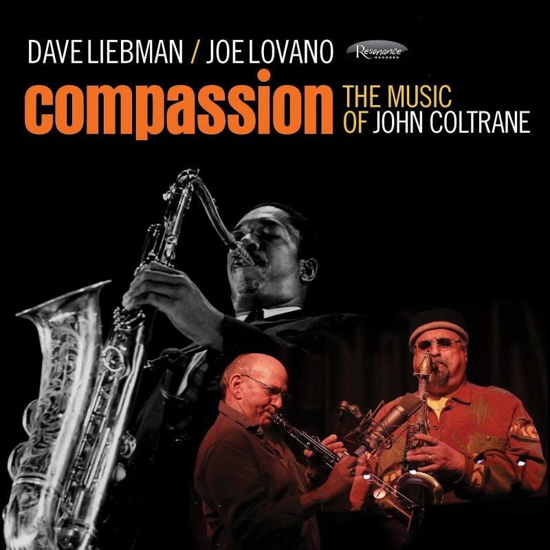 Compassion: The Music Of John Coltrane