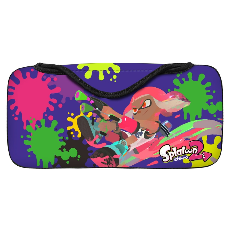 QUICK POUCH COLLECTION for Nintendo Switch:  スプラトゥーン2 Type-A