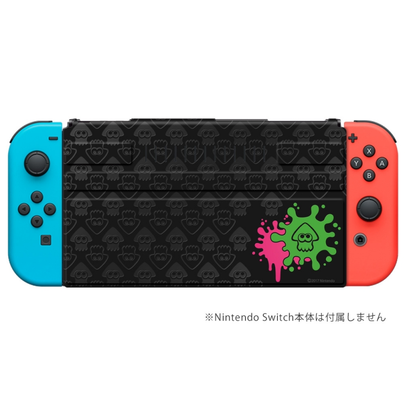 FRONT COVER COLLECTION for Nintendo Switch:  スプラトゥーン2 Type-B