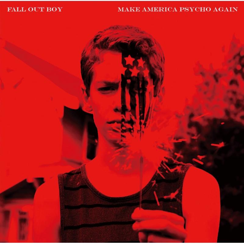 make america psycho again fall out boy hmv books online uicy 78465