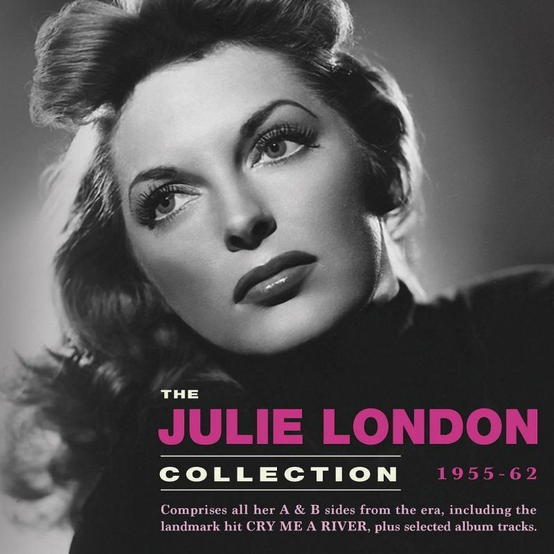 Julie London Collection 1955-62 (2CD) : Julie London | HMV&BOOKS online - ADDCD3206