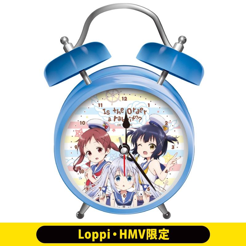 「ご注文はうさぎですか??」チマメ隊 ボイス入り時計【Loppi・HMV限定】