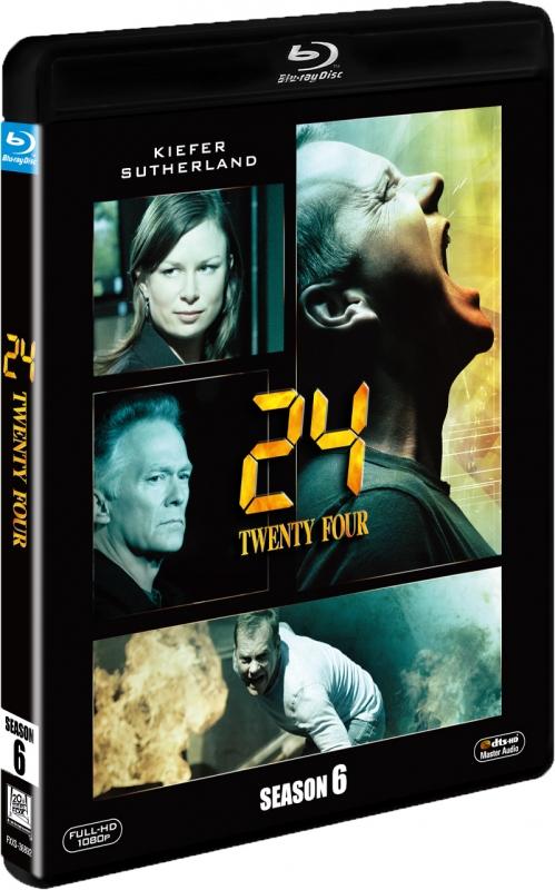 24-TWENTY FOUR-シーズン6 SEASONS ブルーレイ・ボックス